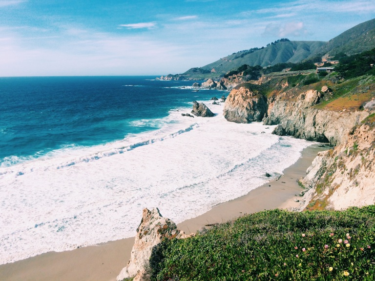 Pure California Coast baby